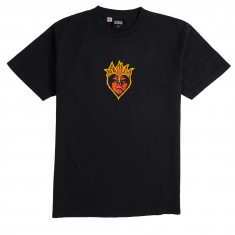 Obey Be Mine T-Shirt - Off Black