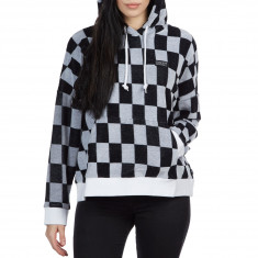 Obey Womens Mind Games Hoodie - White Multi