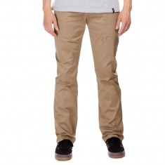 Volcom Frickin Modern Stretch Chino Pants - Khaki