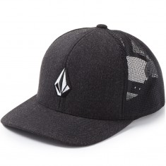 Volcom Full Stone Cheese Hat - Charcoal Heather