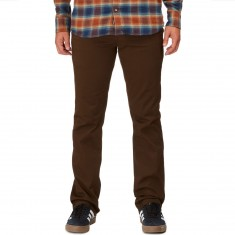 Volcom Frickin Modern Stretch Pants - Dark Chocolate