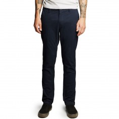 Volcom Frickin Slim Chino Pants - Navy
