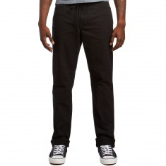 Volcom VSM Gritter Regular Chino Pants - Black