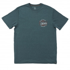 Volcom Smoovie T-Shirt - Navy