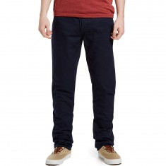 Volcom VSM Gritter Slim Chino Pants - Navy - 30 - 32