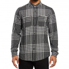 Volcom Bolden Long Sleeve Shirt - Cloud