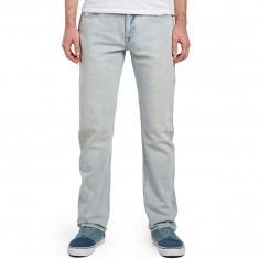 Volcom Solver Jeans - Sure Shot Light