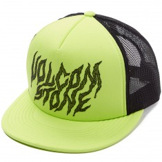 Volcom Bad Brad Cheese Hat - Poison Green