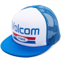 Volcom Bad Brad Cheese Hat - Smokey Blue