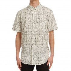 Volcom Invert Geo Shirt - Cloud