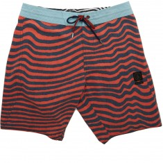 Volcom Mag Vibes Stoney Boardshorts - Bright Orange