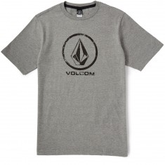 Volcom Lino Stone T-Shirt - Heather Grey