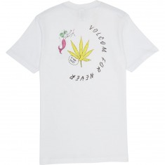 Volcom Care Full T-Shirt - White