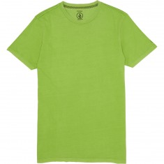 Volcom Pale Wash Solid T-Shirt - Green Tea