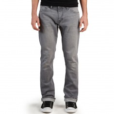 Volcom Vorta Jeans - Power Grey