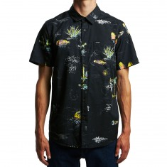 Volcom No Vacancy Shirt - Black