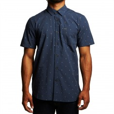 Volcom Interlude Shirt - Indigo