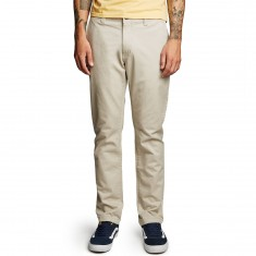 Volcom Frickin Slim Chino Pants - Light Khaki
