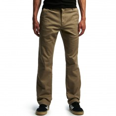 Volcom Frickin Regular Pants - Khaki