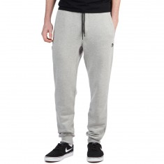 Volcom Single Stone Fleece Sweat Pants - Grey