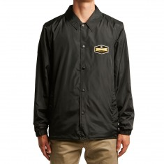 Volcom Brews Coach Jacket - Black