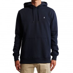 Volcom Single Stone Pullover Hoodie - Navy