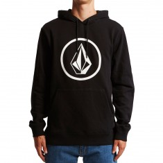 Volcom Stone Basic Pullover Hoodie - Black