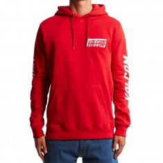 Volcom Supply Stone Pullover Hoodie - True Red