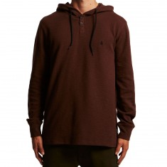 Volcom Murphy Thermal Shirt - Plum