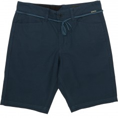 Volcom VSM Gritter Shorts - Airforce Blue
