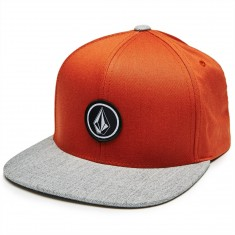 Volcom Quarter Twill Hat - Copper