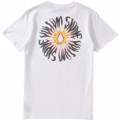Volcom Doom Bloom Pocket T-Shirt - White