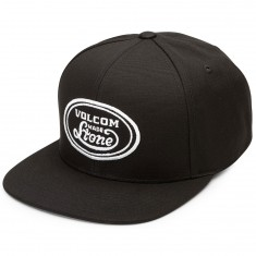 Volcom Cresticle Hat - Sulfur Black