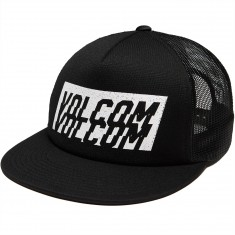 Volcom Swiss Cheese Hat - Black
