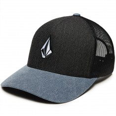 Volcom Full Stone Cheese Hat - Graphite