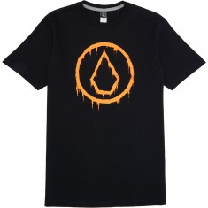 Volcom Sludge T-Shirt - Black