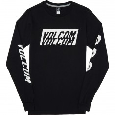 Volcom Chopper Long Sleeve T-Shirt - Black