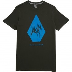 Volcom Carving Block T-Shirt - Dark Green