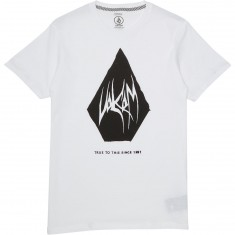 Volcom Carving Block T-Shirt - White