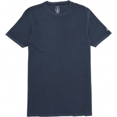Volcom Pale Wash Solid T-Shirt - Blue