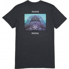 Volcom Mount Vacant T-Shirt - Heather Black