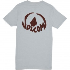 Volcom Dark Stone T-Shirt - Cloud