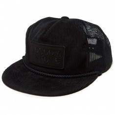 Volcom Wrecker Cheese Hat - Black