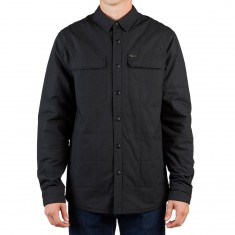 Volcom Larkin Quilted Jacket - Black
