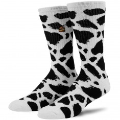 Volcom X Burger Socks - Black