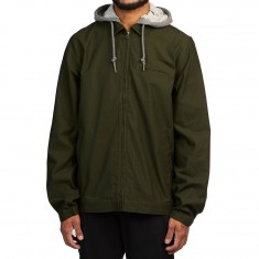 Volcom Warren Jacket - Dark Green