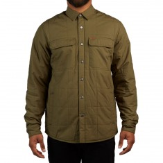 Volcom Larkin Quilted Jacket - Military