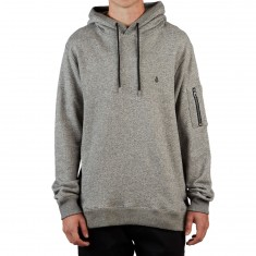 Volcom Somewhere Hoodie - Grey