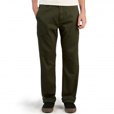 Volcom Frickin Regular Pants - Dark Green