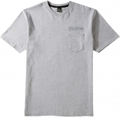 Volcom Solar Eyes Pocket T-Shirt - Heather Grey